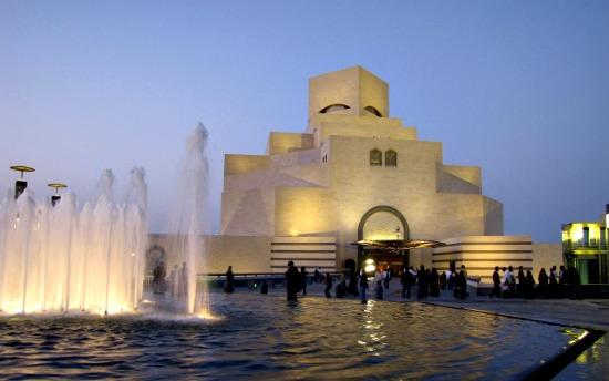 Doha Islamic Art Museum - 550x344