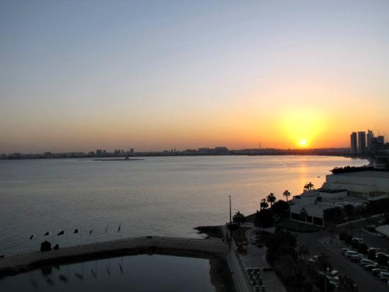 Doha Sunset - 550x413