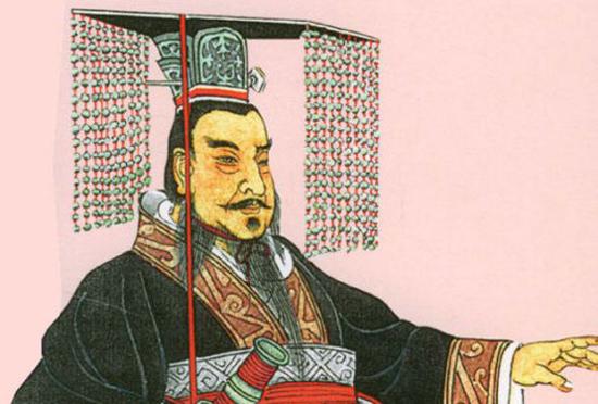 King Wu of Zhou 550x372